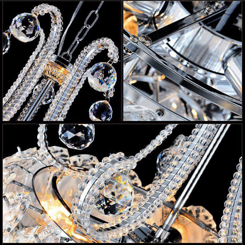 Polished Chrome Hardware Accessories