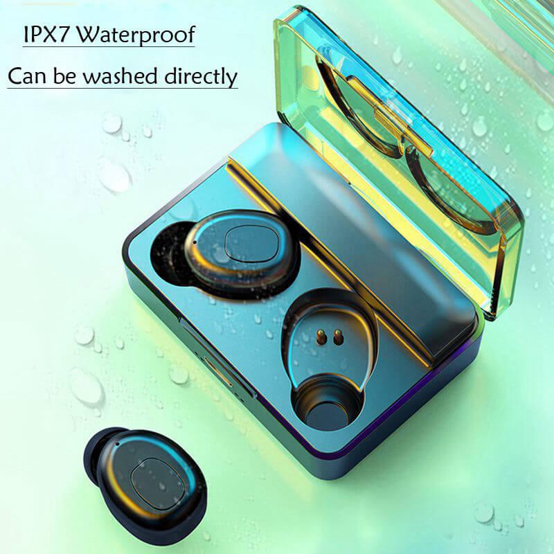 Waterproof function